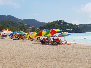 Jolly Beach, Antigua