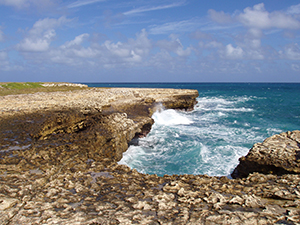 Devils Bridge Rock Antigua