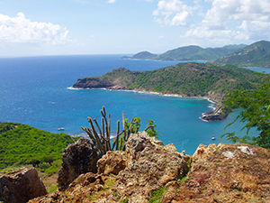 Shirleys Heights Lookout, Antigua