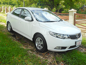 Antigua Car Rental -  Kia Cerato